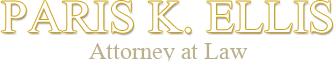 Paris K. Ellis, Attorney at Law logo